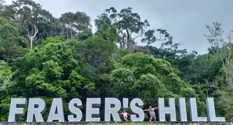 Fraser's Hill in Malaysia