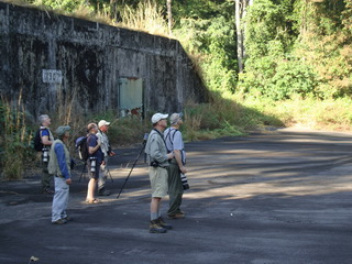 Group birding at Subic